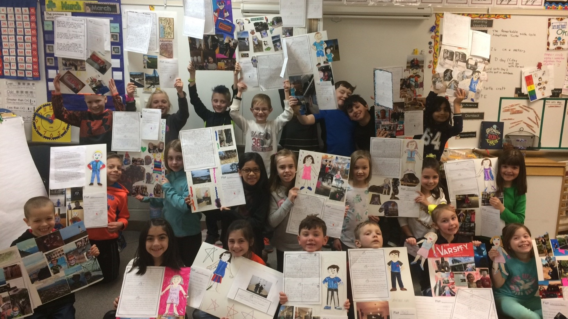 Flat Stanley Projects